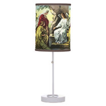 The Empty Tomb Lamp Version 3