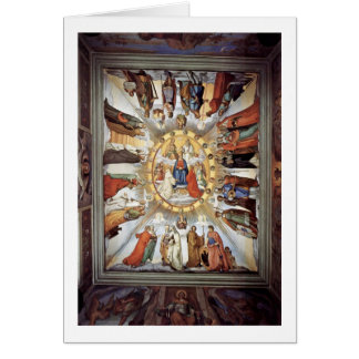 The Empyrean By Veit Philipp Greeting Card
