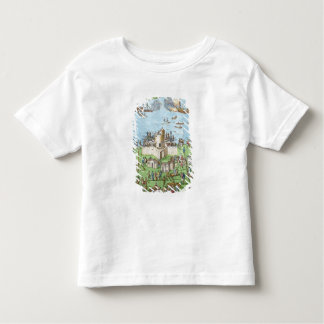 The Encampment of the English Forces Toddler T-shirt