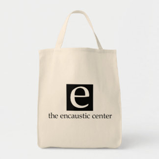 The Encaustic Center Tote Bag