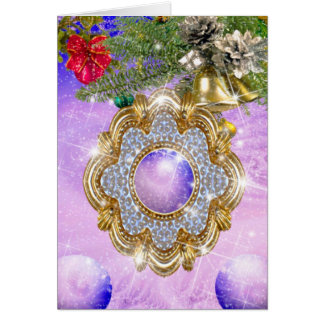 The Enchanted Amulet Card