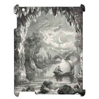 The Enchanted Cave iPad Case