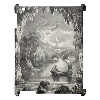 The Enchanted Cave iPad Cases