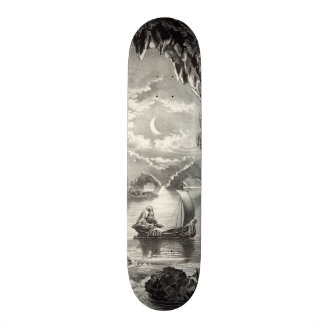 The Enchanted Cave Skateboard