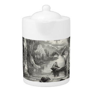 The Enchanted Cave Teapot