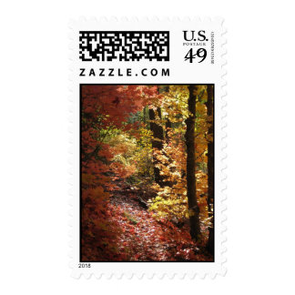 The Enchanted Forest (1) Postage Stamps