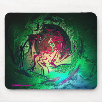 The Enchanted Forest Mouse Pad