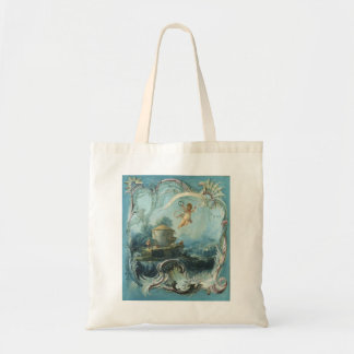 The Enchanted Home by Francois Boucher Bag