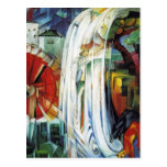 The Enchanted Mill by Franz Marc Post Cards