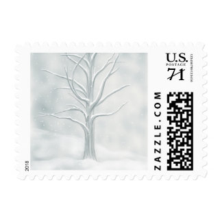 The Enchanted Tree Postage
