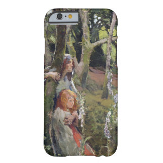 The Enchanted Wood (oil on canvas) Barely There iPhone 6 Case