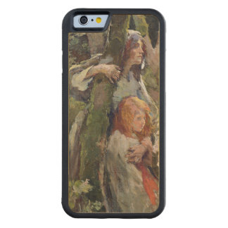 The Enchanted Wood (oil on canvas) Carved® Maple iPhone 6 Bumper
