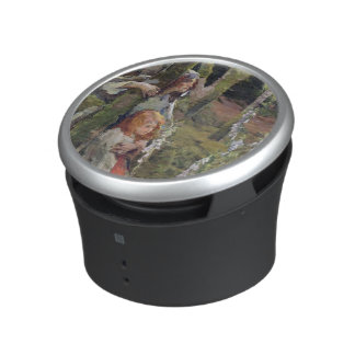 The Enchanted Wood (oil on canvas) Speaker