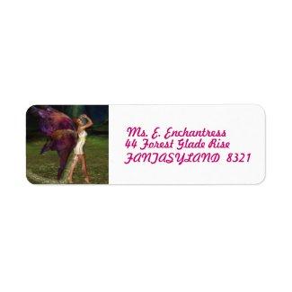 The Enchanter Return Address Labels
