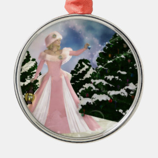 The Enchantment of Yuletide Ornament
