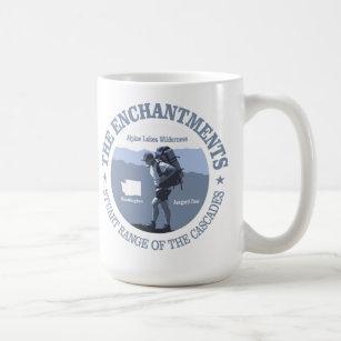 The Enchantments (rd) Coffee Mug