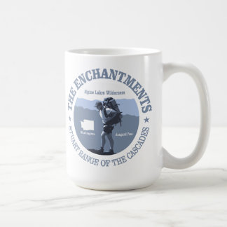 The Enchantments (rd) Coffee Mug