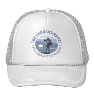 The Enchantments (rd) Trucker Hat