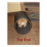 The End - Customized Poster