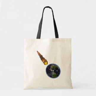 The End Is Near Canvas Bags