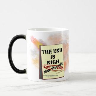 The End is Nigh, Mug