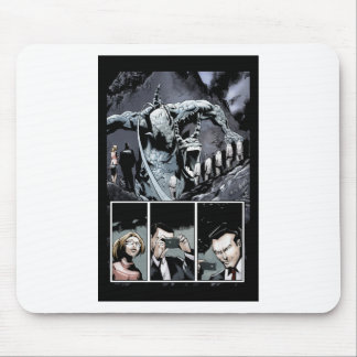 The End Is Totally Nigh Comic Art & Merchandise Mouse Pad