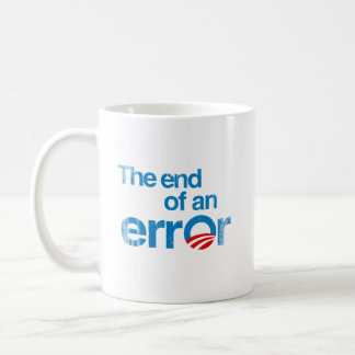 The end of an error Faded.png Classic White Coffee Mug