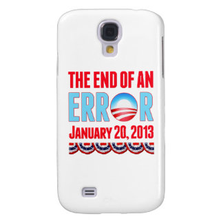 The End of An Error January 20, 2013 Obama Galaxy S4 Cases