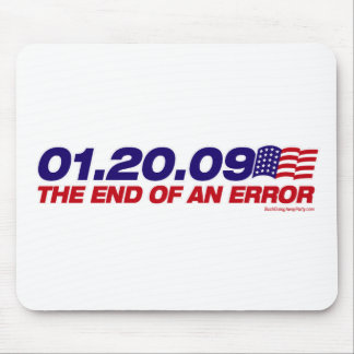 The End of an Error Mousepad