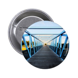 The End Of Bridge Pinback Buttons