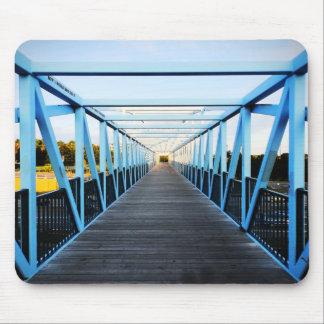 The End Of Bridge Mouse Pad