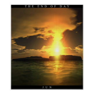 THE END OF DAY POSTER