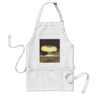 The end of days adult apron
