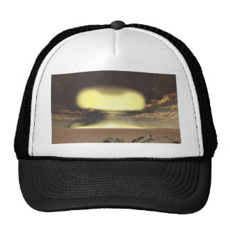 The end of days trucker hat