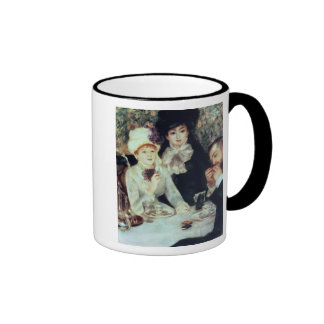 The End of Luncheon, 1879 Coffee Mug