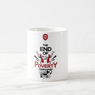 The End of Poverty Magic Mug