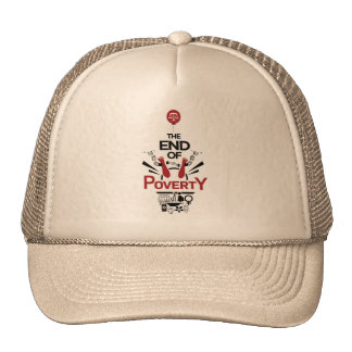 The End of Poverty Trucker Hat