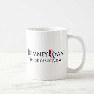 THE END OF SOCIALISM.png Classic White Coffee Mug