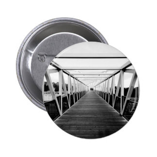 The End Of The Bridge Pinback Buttons