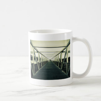 The End Of The Bridge Coffee Mug