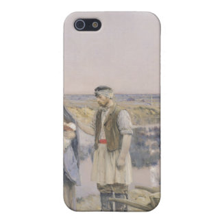 The End of the Day, 1888 Case For iPhone SE/5/5s