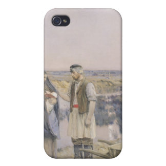 The End of the Day, 1888 iPhone 4 Covers