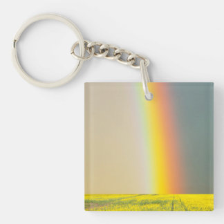 The End of the Rainbow Keychain