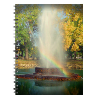 The End Of The Rainbow Notebook