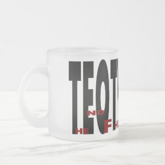 The End of the World as we Know it 10 Oz Frosted Glass Coffee Mug