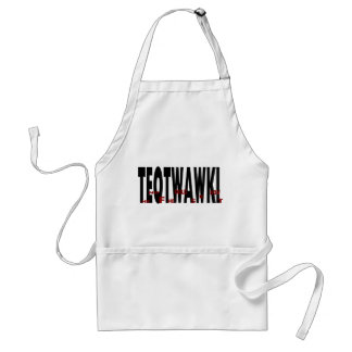 The End of the World as we Know it Adult Apron