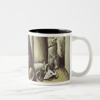 The End of the World, c.1929 Two-Tone Coffee Mug