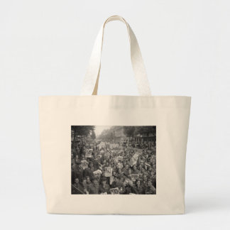 The End of WW2 Tote Bags