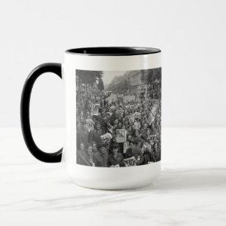 The End of WW2 Mug