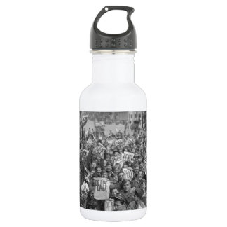 The End of WW2 Water Bottle